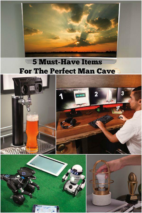 Best Buy #ManCave