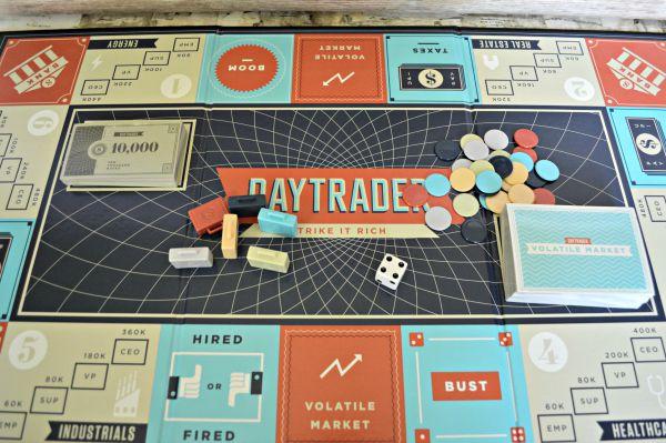 DayTrader game