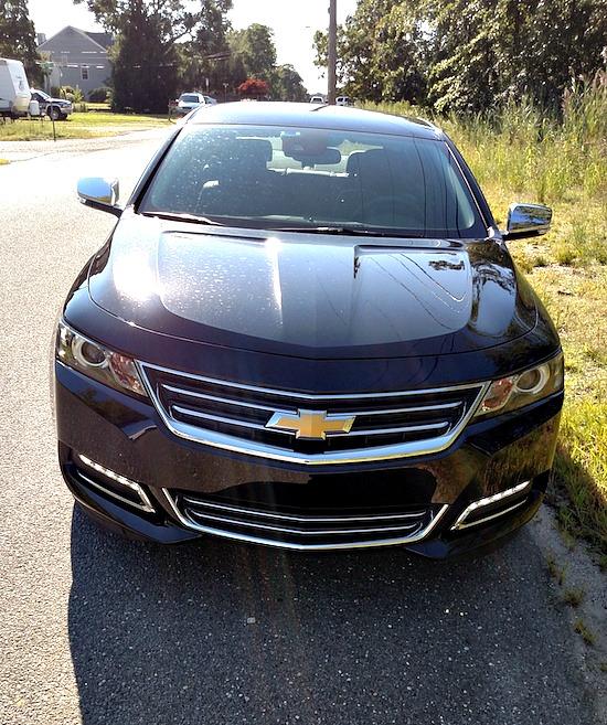 car review 2015 chevrolet impala ltz full size sedan mom knows it all. Black Bedroom Furniture Sets. Home Design Ideas