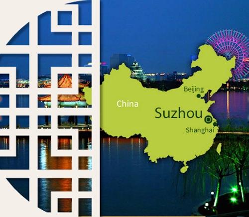 Travel to Suzhou