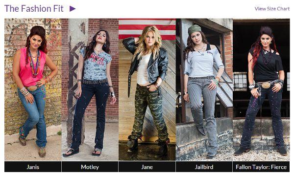 Gypsy Soule Jeans
