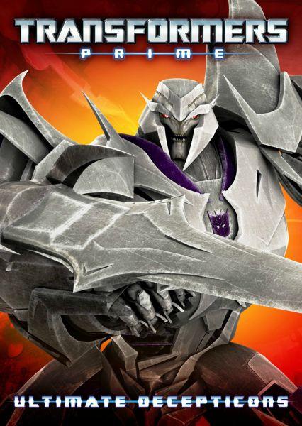 Transformers Prime: Ultimate Decepticons DVD