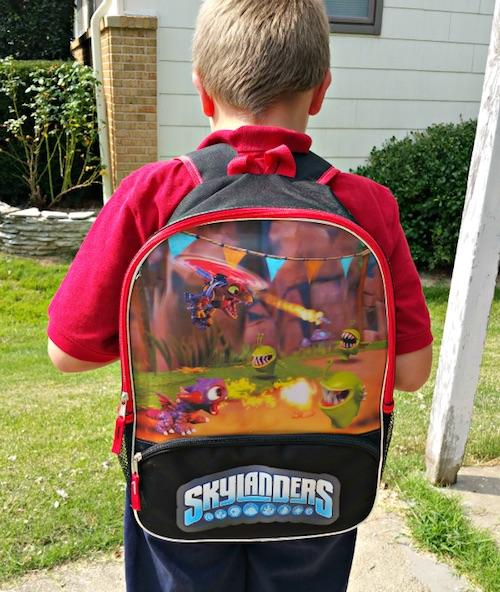 Skylanders backpack