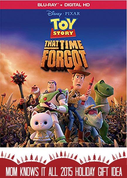 Disney-Pixar Toy Story That Time Forgot Blu-ray