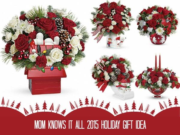 Teleflora Christmas 2019.2015 Holiday Gift Guide Teleflora Christmas And Peanuts