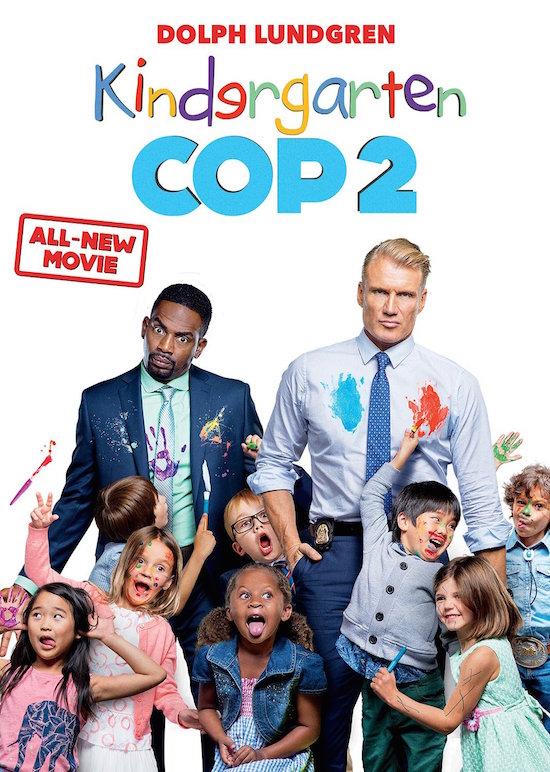 Kindergarten Cop 2 DVD