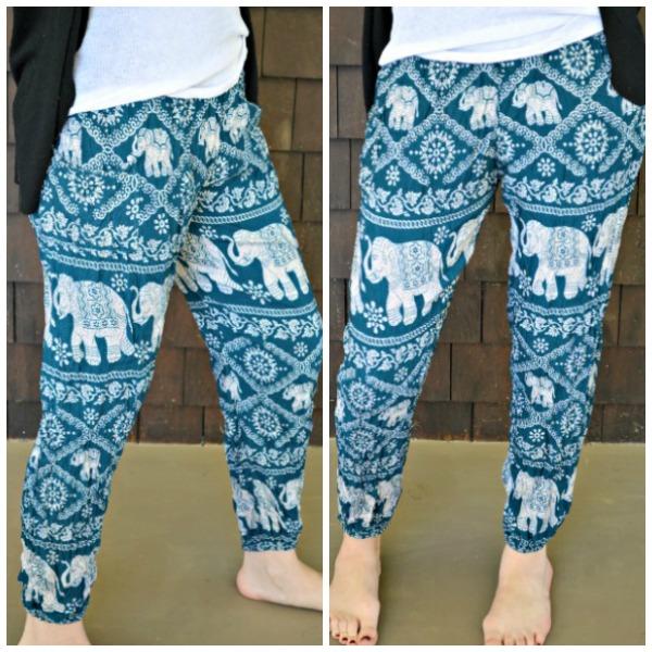 REVIEW - Bohemian Pants Comfortable Bottoms