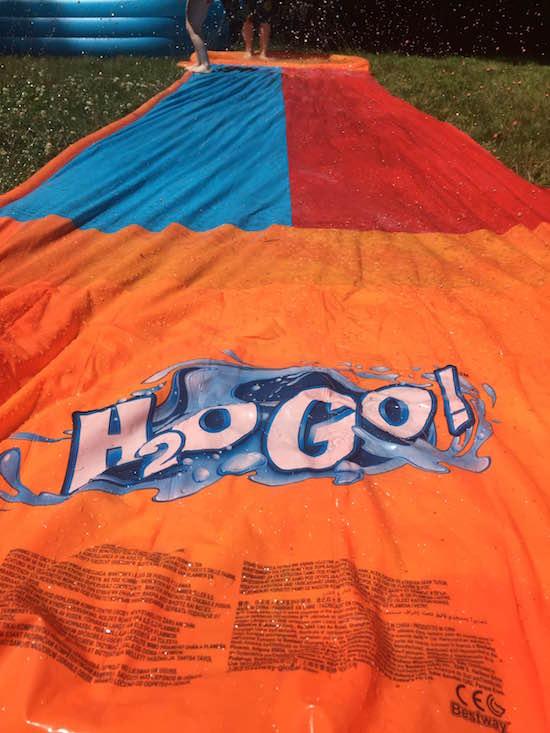 REVIEW - H2OGO! Backyard Water Slide