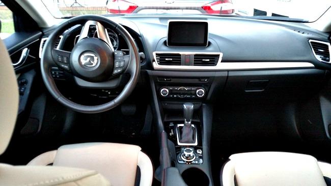 CAR REVIEW - Mazda 3s Grand Touring 5-door