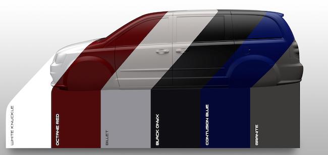 Dodge Durango Paint Colors