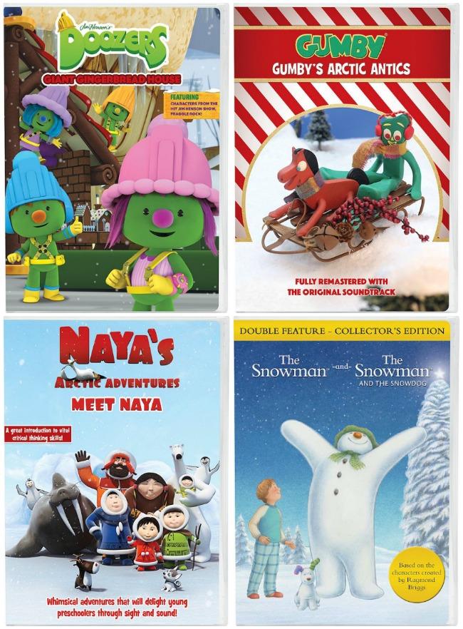 2015 HOLIDAY GIFT IDEA - NCircle Entertainment Holiday Movies