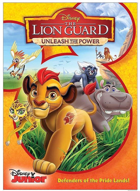 The Lion Guard: Unleash The Power! DVD