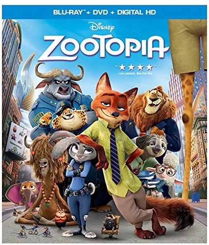 Disney Zootopia Blu-ray review
