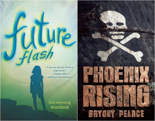 Future Flash and Phoenix Rising books