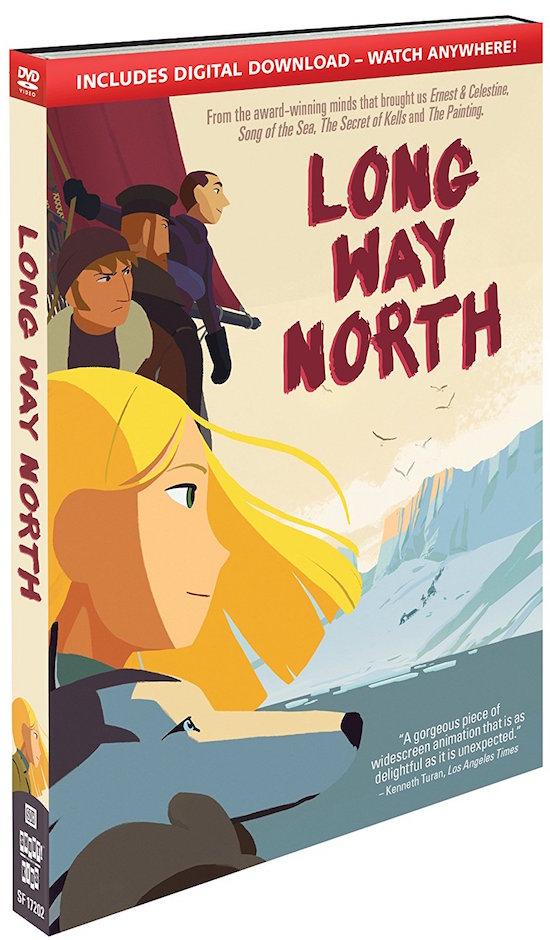 DVD REVIEW - Long Way North