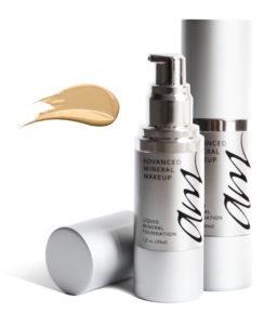 Advanced Mineral makeup liquid foundation