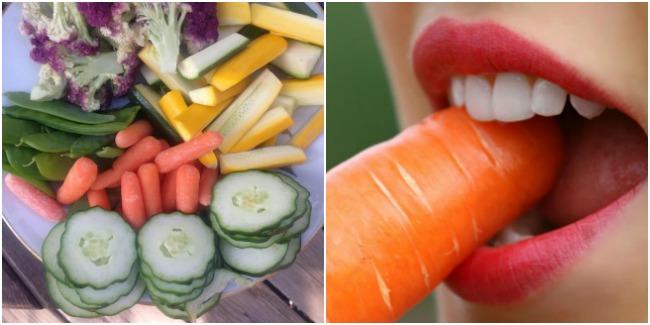 Great Expressions Dental Center - vegetables