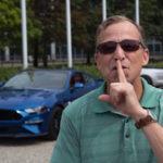 Steve Von Foerster - Ford Mustang Quiet Mode