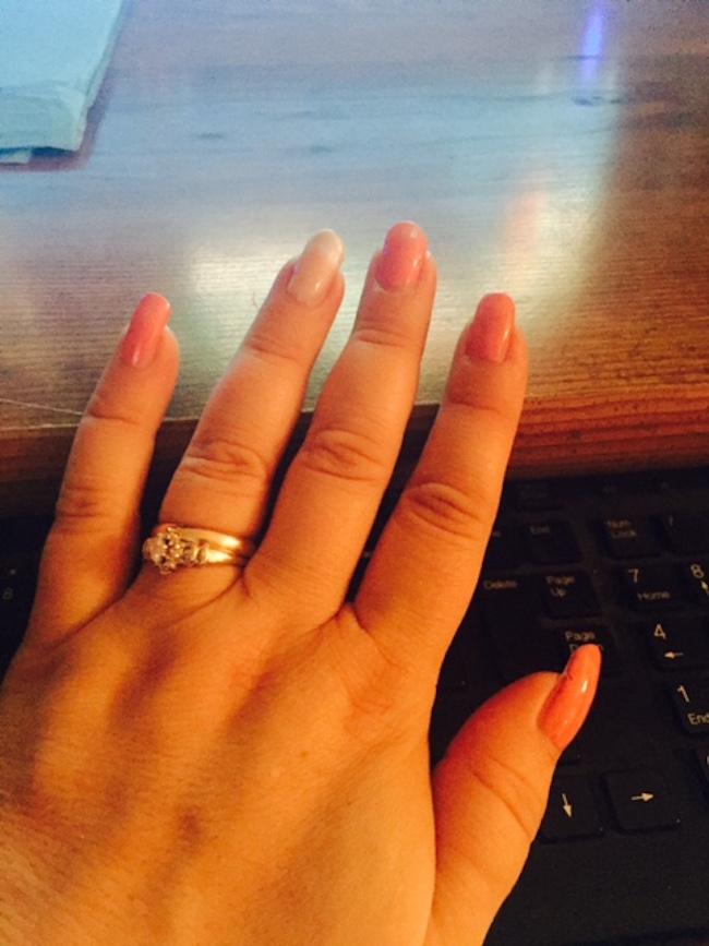 MelodySusie manicure