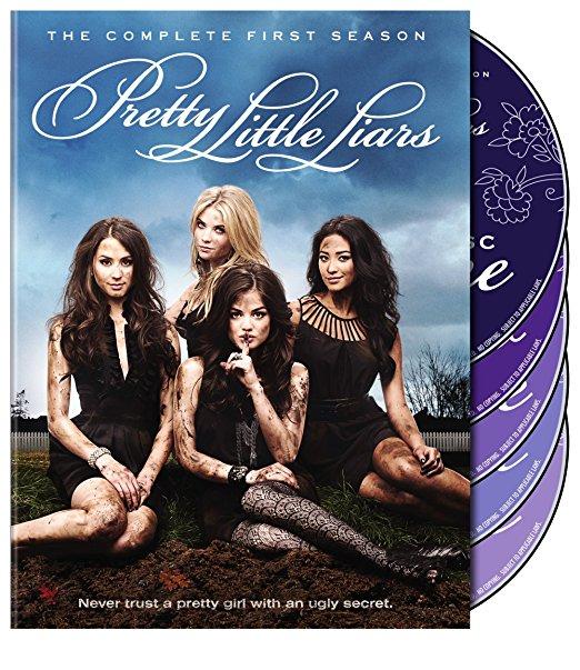 Pretty Little Liars Complete Series DVD Set - Season 1