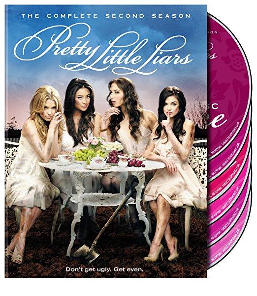 Pretty Little Liars Complete Series DVD Set - Season 2
