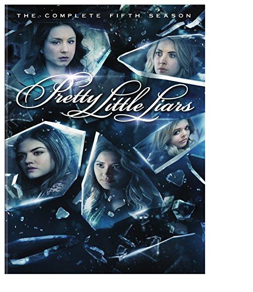 Pretty Little Liars Complete Series DVD Set - Season 5