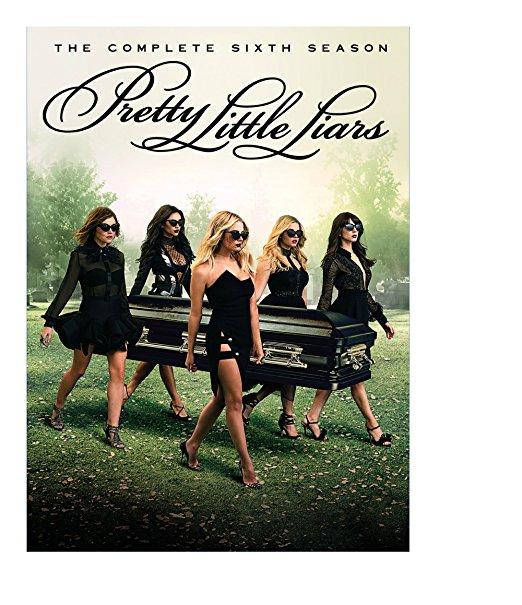 Pretty Little Liars Complete Series DVD Set - Season 6