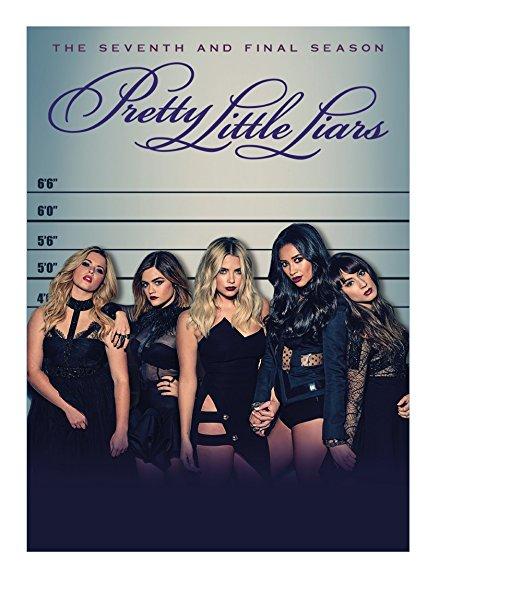 Pretty Little Liars Complete Series DVD Set - Season 7