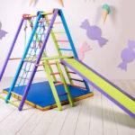 EZPlay Panda Playground