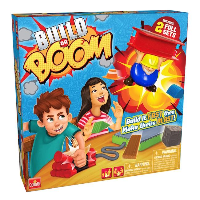 Build Or Boom