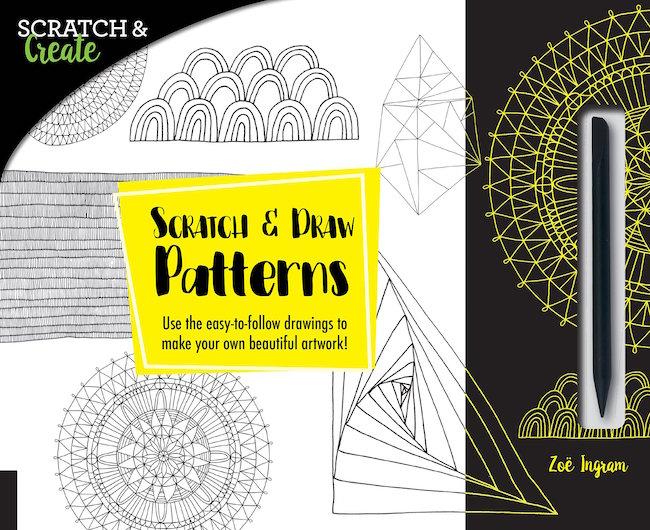 Scratch & Create: Scratch and Draw Patterns