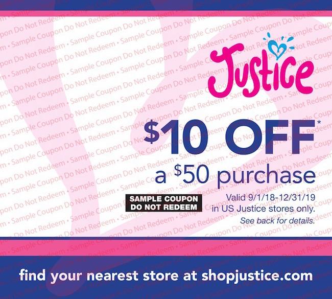 KidStuff Coupon Book sample coupon