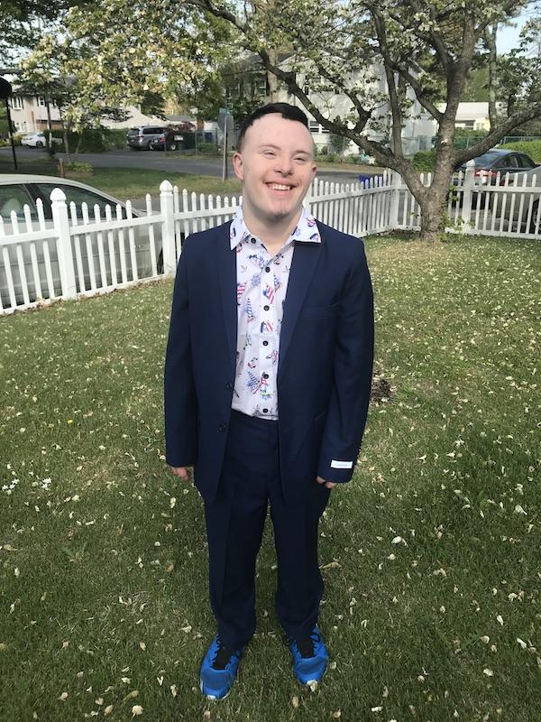 cj before prom