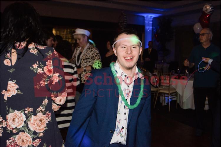cj dancing at prom