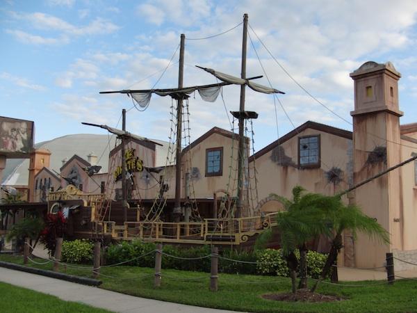 Pirates Dinner Adventure, Orlando FL