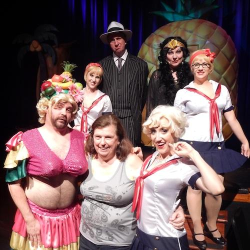 Capone's Dinner & Show, Orlando FL