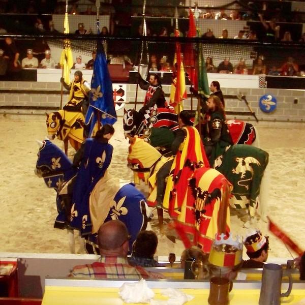 Medieval Times Dinner & Tournament, Orlando FL