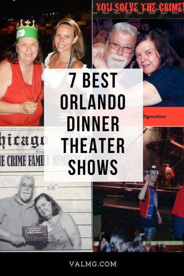 7 Best Orlando Dinner Theater Shows